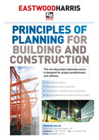 Principles of Planning for Building and Construction